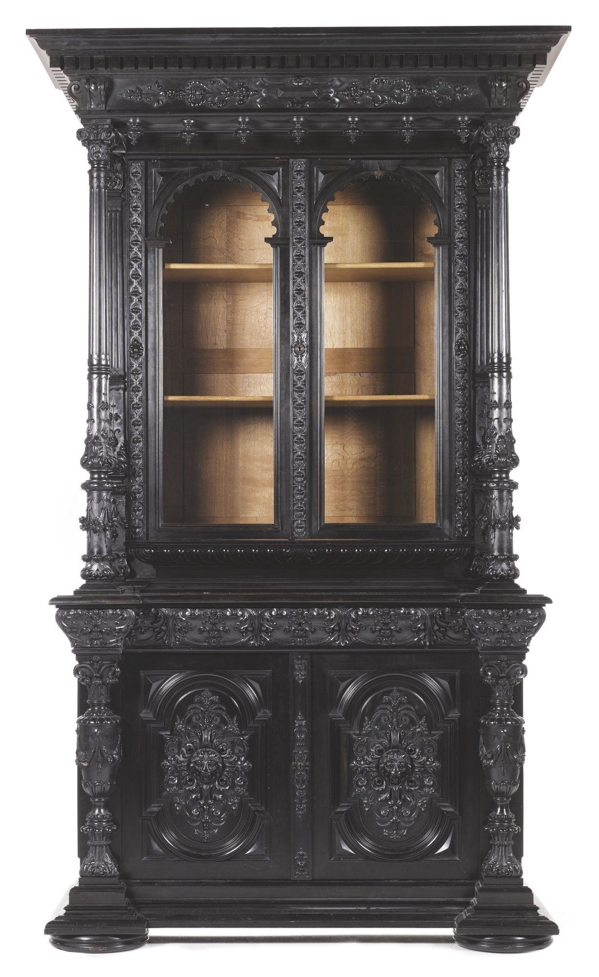Édouard Lièvre   Lot   Gothic Furniture, Antique Furniture With Regard To Gothic Sofas (View 7 of 15)