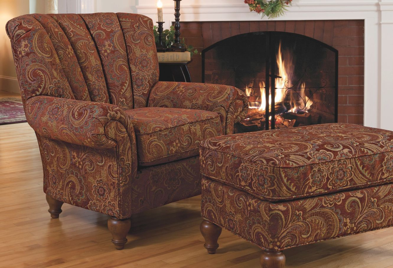Elegant Overstuffed Living Room Furniture – Awesome Decors Inside Overstuffed Sofas And Chairs (View 14 of 15)