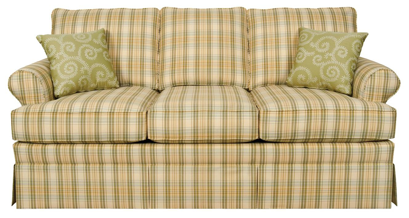 England Grace 5348 Visco Mattress Full Size Sofa Sleeper With Regard To Cottage Style Sofas And Chairs (View 8 of 15)