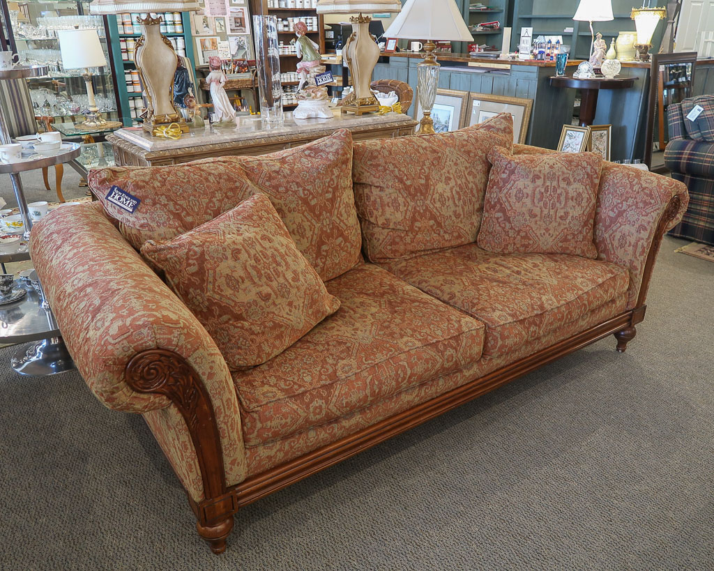 Ethan Allen Sofa | New England Home Furniture Consignment With Regard To Ethan Allen Sofas And Chairs (View 6 of 15)