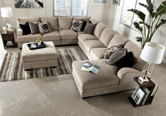 Extra Large Sectional Sofas With Chaise | Chaise Design Within Extra Large Sectional Sofas (View 5 of 15)