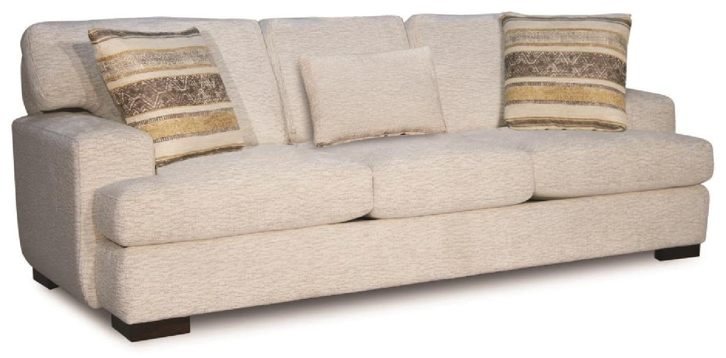 Fairmont Designs James Sofa With Pocketed Coil Seating Inside Debbie Coil Sectional Futon Sofas (View 15 of 15)