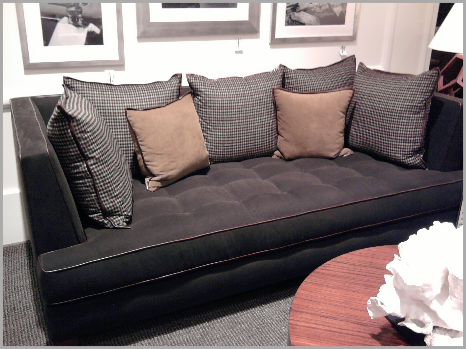 Finest Extra Deep Seat Sofa Model – Modern Sofa Design Ideas Throughout Big Sofa Chairs (View 14 of 15)