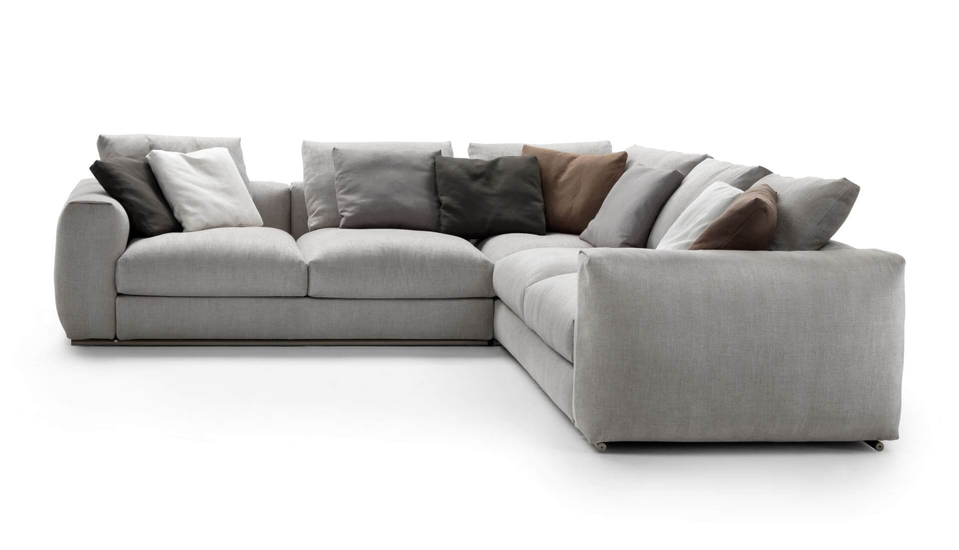 Flexform Asolo Modular Sofa – Dream Design Interiors Ltd Intended For Dream Navy 2 Piece Modular Sofas (View 6 of 15)