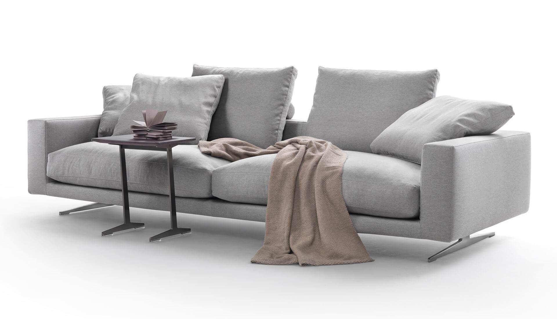Flexform Campiello Modular Sofa – Dream Design Interiors Ltd Regarding Dream Navy 3 Piece Modular Sofas (View 5 of 15)