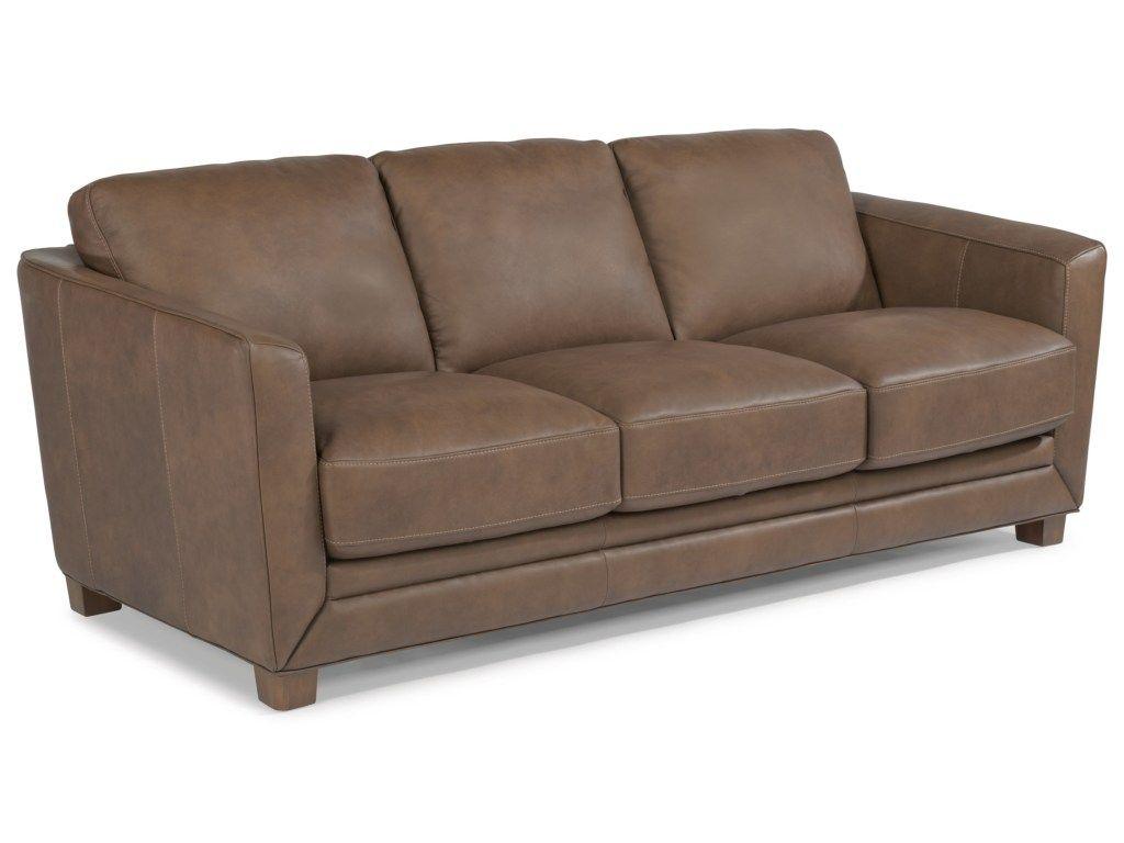 Flexsteel Latitudes Hadleysofa   Contemporary Sofa Pertaining To Hadley Small Space Sectional Futon Sofas (View 15 of 15)