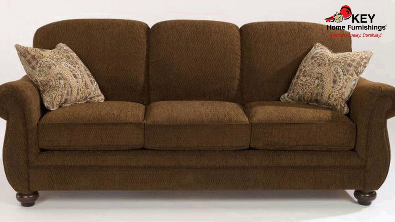 Flexsteel Winston Fabric Sofa 5997 31 | Key Home – Youtube Intended For Winston Sofa Sectional Sofas (View 2 of 15)