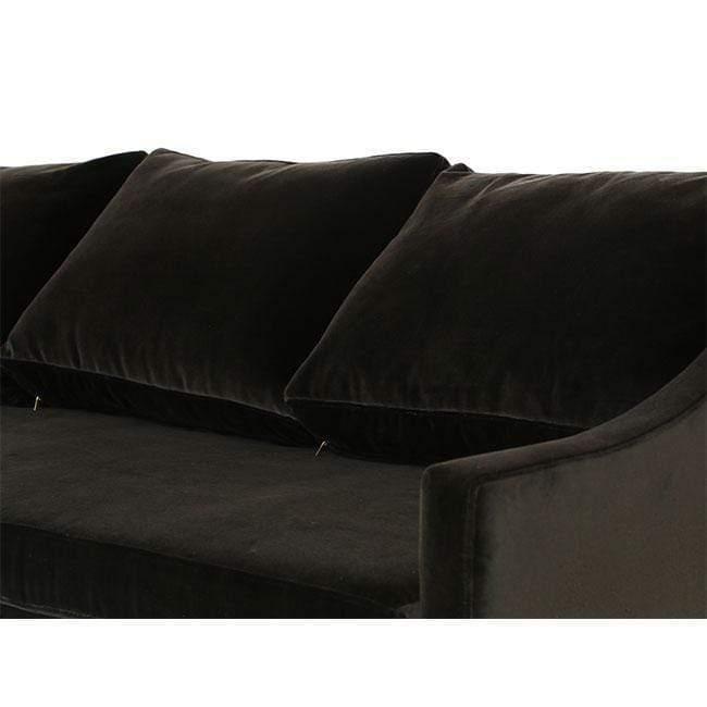 Florence 4 Seat Long Sofa – Organic Modernism   New York Within Florence Medium Sofas (View 11 of 15)