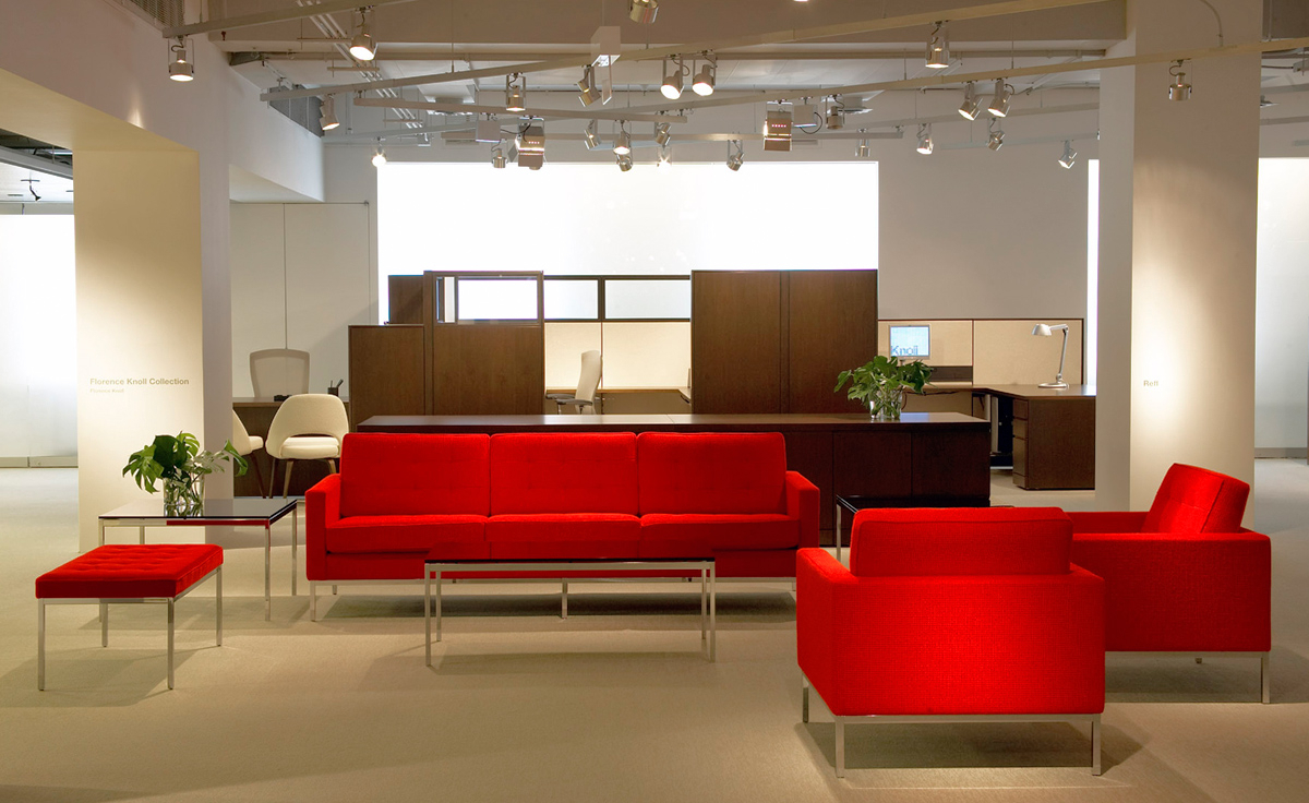 Florence Knoll Sofa – Hivemodern For Florence Grand Sofas (View 3 of 15)