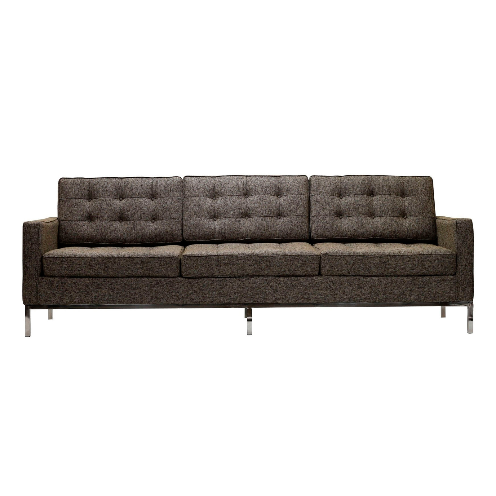 Florence Knoll Sofa Rentals | Event Furniture Rental Regarding Florence Knoll Style Sofas (View 8 of 15)