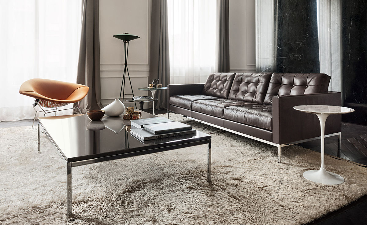 Florence Knoll Sofa Vs Florence Knoll Loveseat For Florence Knoll Fabric Sofas (View 14 of 15)
