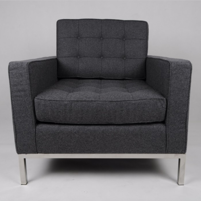 Florence Knoll:florence Knoll Sofa In Cashmere Wool Knoll With Florence Sofas And Loveseats (View 15 of 15)