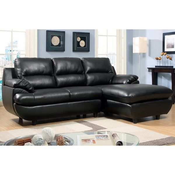 Furniture Of America Quazi Contemporary Plush Cushion For 2Pc Luxurious And Plush Corduroy Sectional Sofas Brown (View 5 of 15)