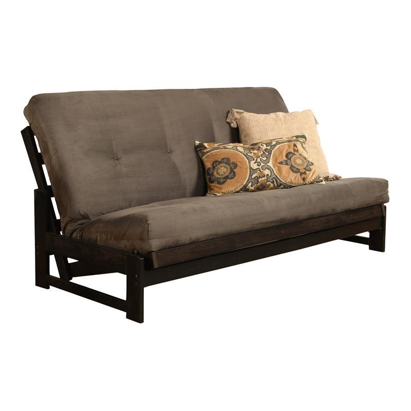 Futons: Shop Futon Beds For Sale Online At Clearance Prices Inside Celine Sectional Futon Sofas With Storage Camel Faux Leather (View 13 of 15)