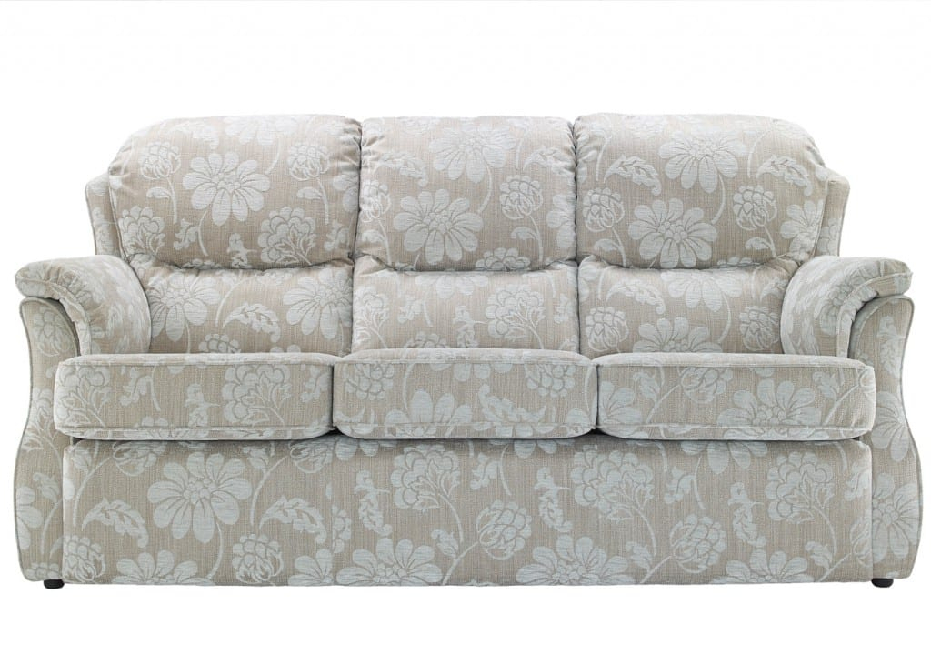 G Plan Florence 3 Seater Sofa – Midfurn Furniture Superstore Throughout Florence Grand Sofas (View 5 of 15)