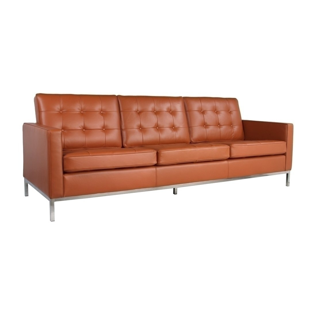 Geneva   Florence Leather Sofa   Florence   Honormill Regarding Florence Sofas And Loveseats (View 4 of 15)