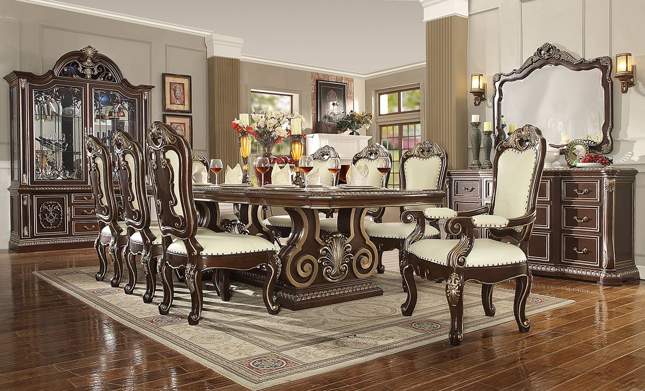 Gothic Style Furniture   Gothic Dining Room Furniture In Gothic Sofas (View 14 of 15)