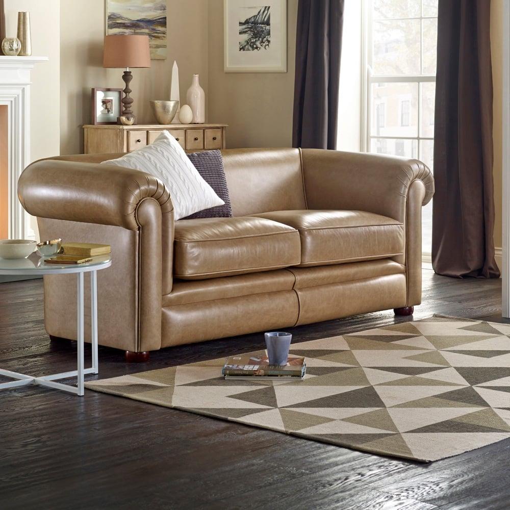 Hampton 4 Seater Sofa – From Sofassaxon Uk Throughout Four Seater Sofas (View 2 of 15)