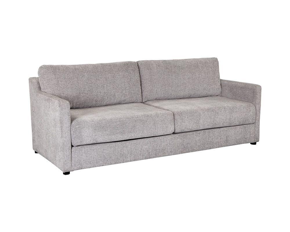 Harlem Sleeper Sofa – Charleston Grey – Metro Element Within Charleston Sofas (View 2 of 15)