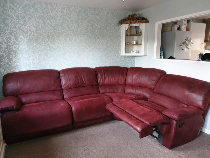Harvey'S Modular Corner Sofa   In Newton Abbot, Devon Pertaining To Modular Corner Sofas (View 11 of 15)