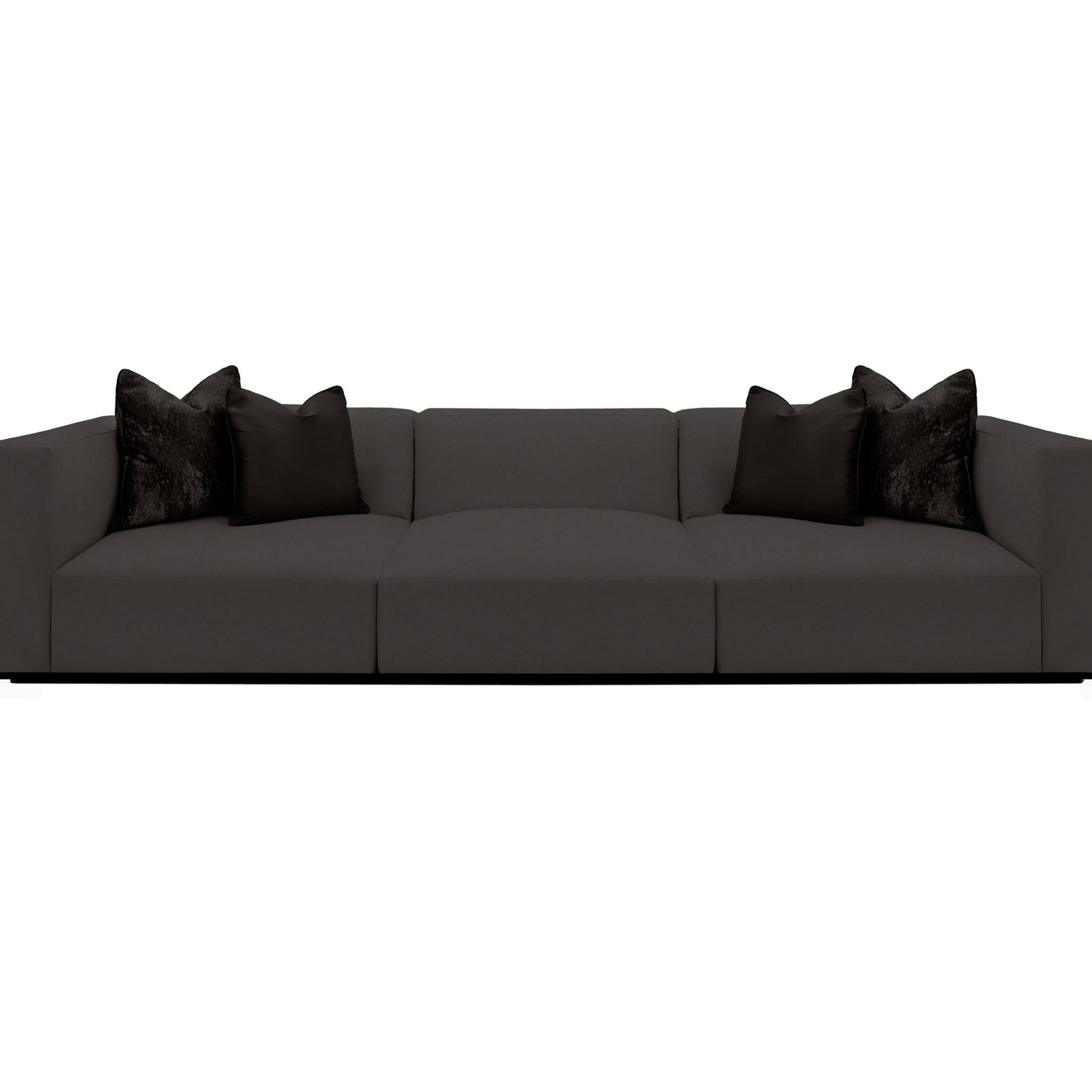 Hayward Large Sofa & Designer Furniture | Architonic For Wide Sofa Chairs (View 9 of 15)