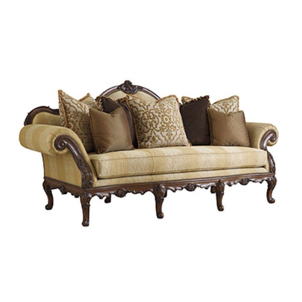 Henredon Florence Sofa | Henredon Furniture, Henredon Intended For Florence Large Sofas (View 10 of 15)