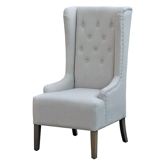 High Back Winged Occasional Chair – Horizon Home Furniture With High Back Sofas And Chairs (View 4 of 15)