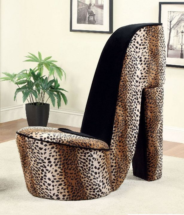 High Heel Accent Chair – Cool Rustic Furniture Check More Throughout Heel Chair Sofas (View 10 of 15)