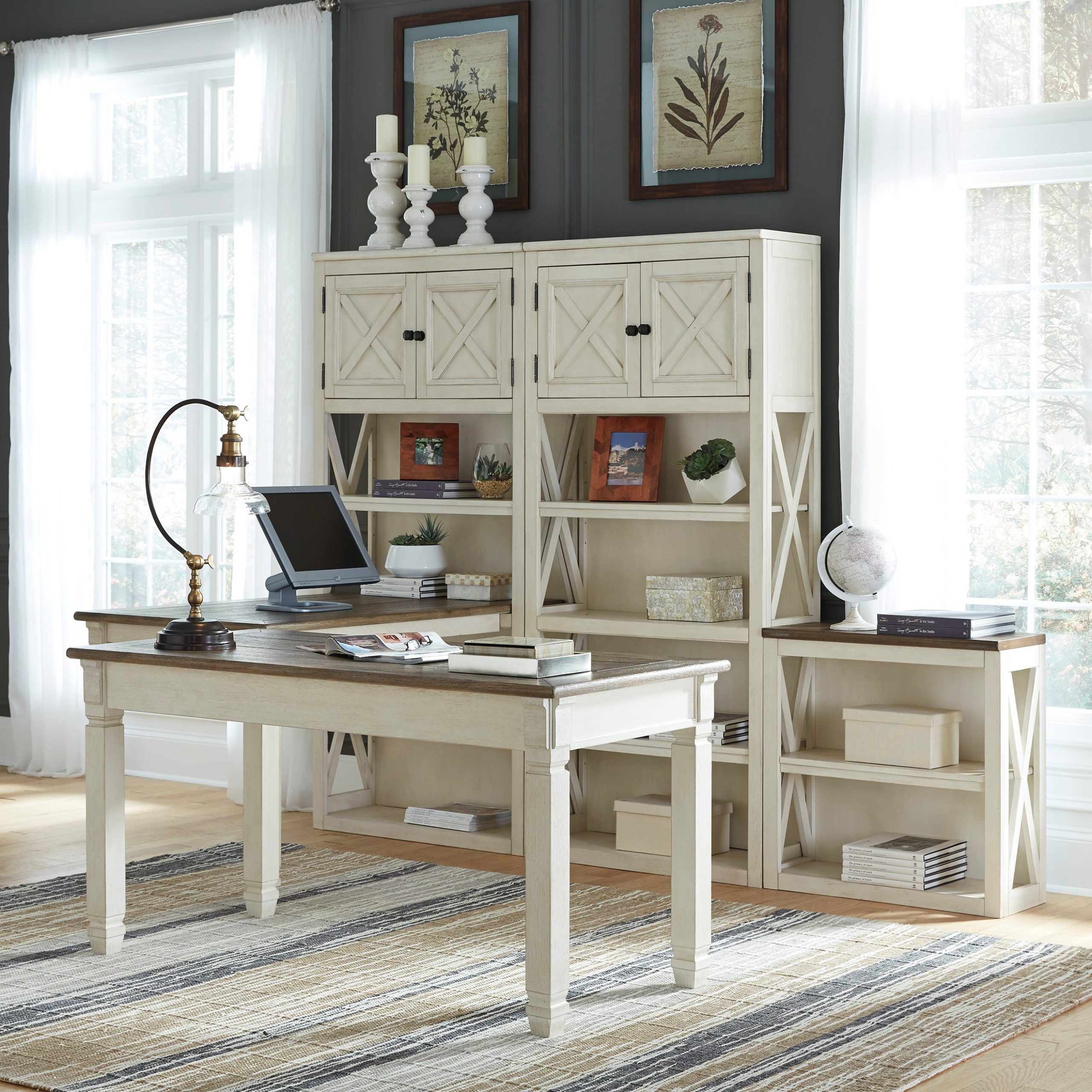 Home Office Furniture From Crowley Furniture & Mattress Within Office Sofas And Chairs (View 14 of 15)