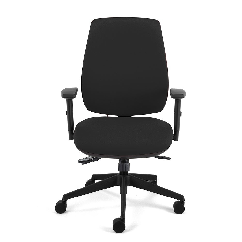Homeworker Plus Ergonomic Office Chair (High Back/Standard With Office Sofas And Chairs (View 8 of 15)
