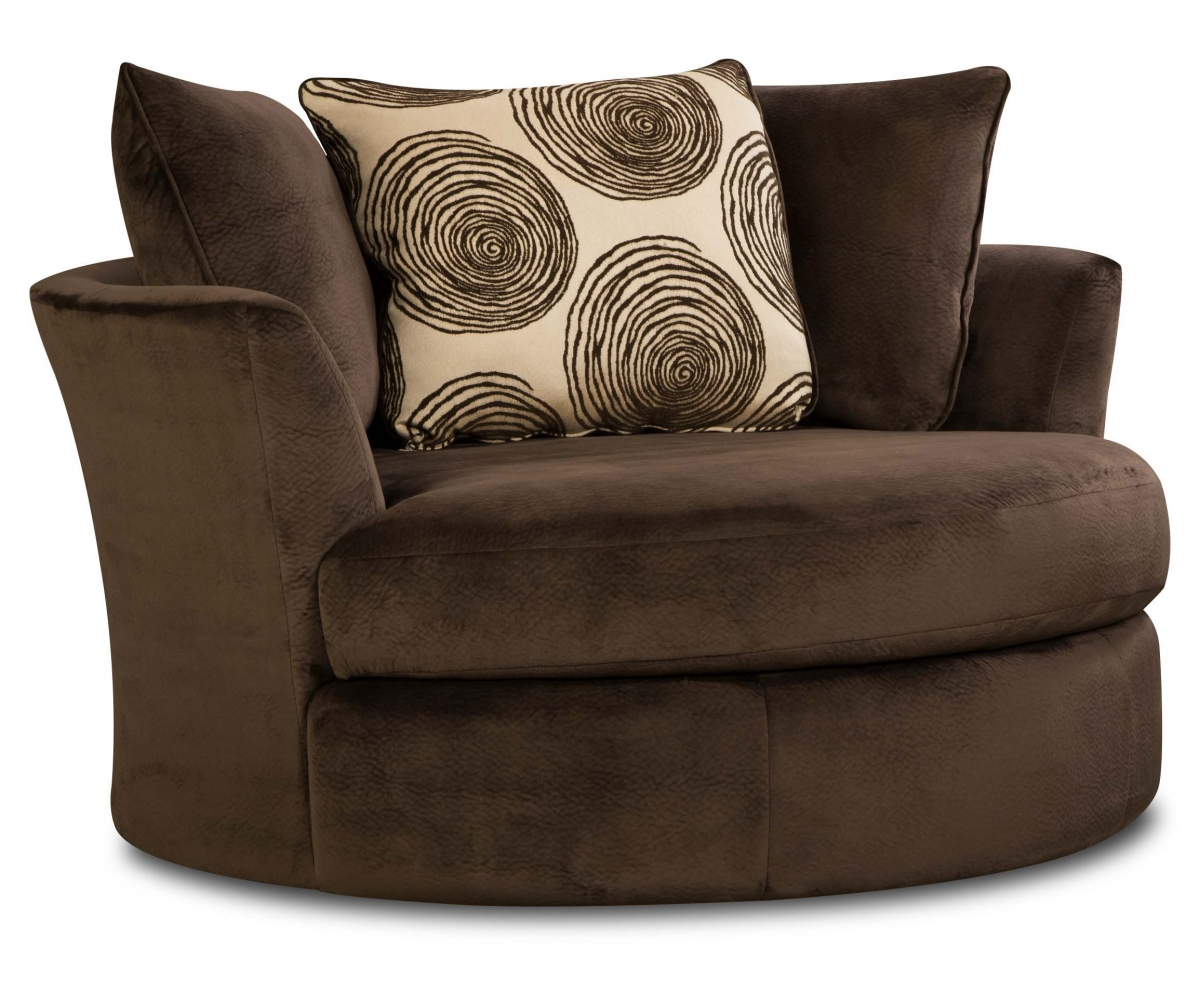 Innovative Phantasy Swivel Chair Living Room Swivel Intended For Round Swivel Sofa Chairs (View 12 of 15)
