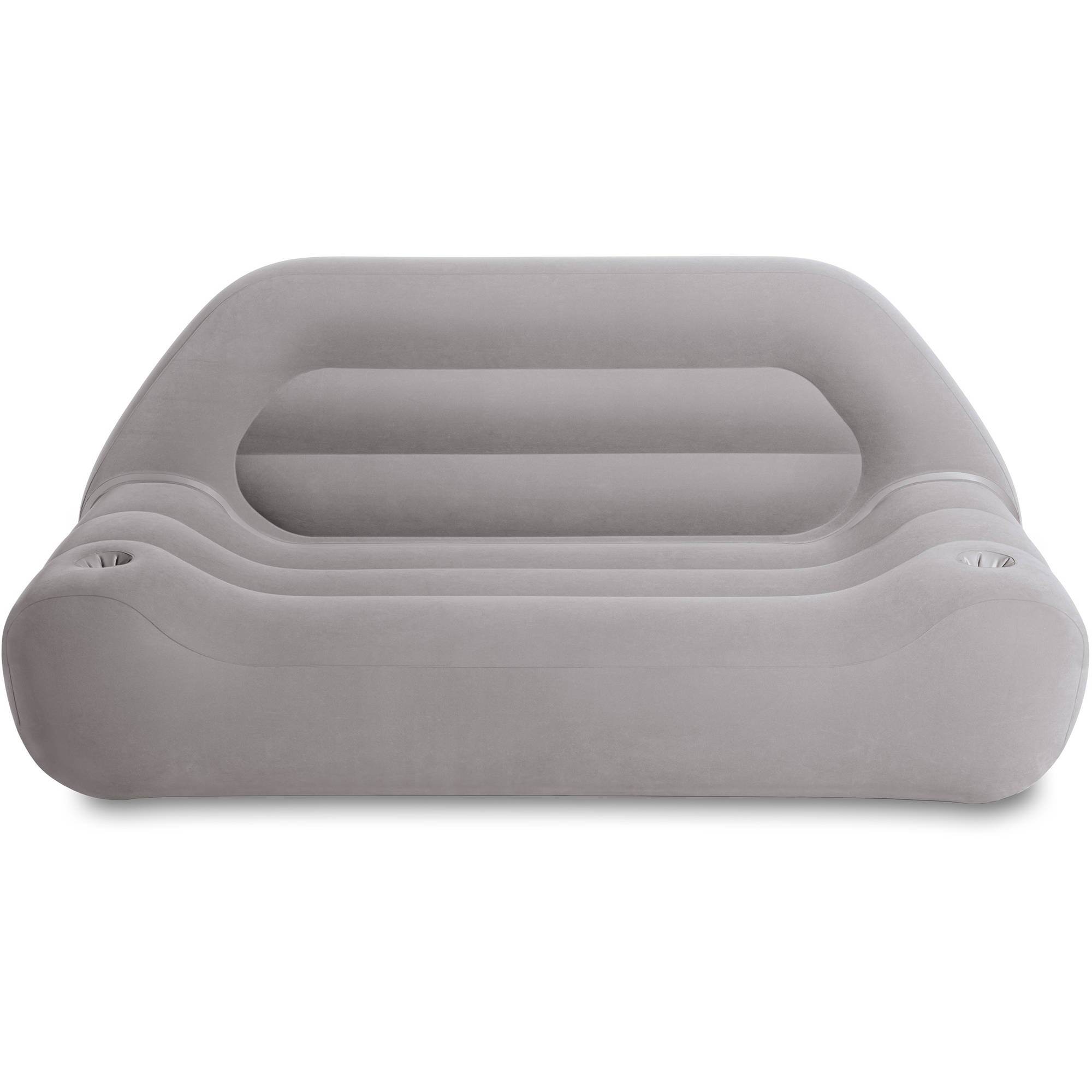 """Intex Inflatable Outdoor Camping Sofa, 75"""" X 37"""" X 34 With Inflatable Sofas And Chairs (View 12 of 15)"""
