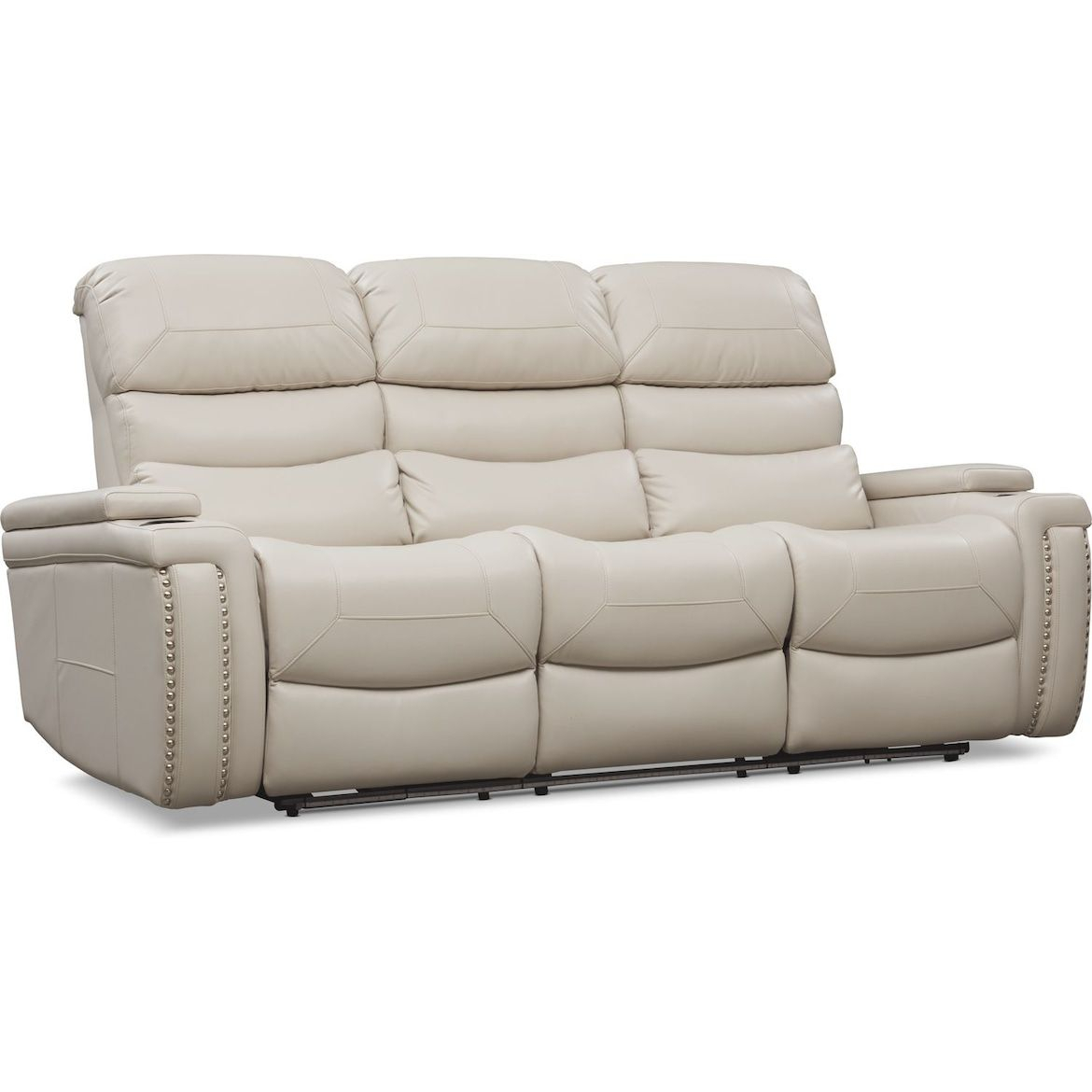 Jackson Triple Power Reclining Sofa And Recliner Set Within Charleston Triple Power Reclining Sofas (View 3 of 15)
