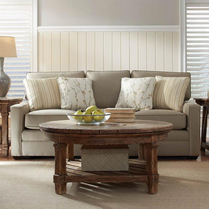 Kincaid Furniture Custom Select Upholstery Custom 3 Seater Within Customized Sofas (View 5 of 15)
