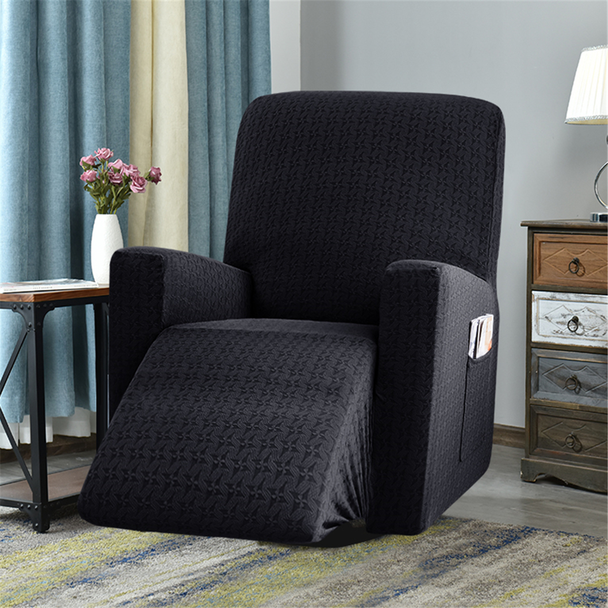 Large Recliner Chair Covers Sofa Couch Covers Stretch For Big Sofa Chairs (View 11 of 15)