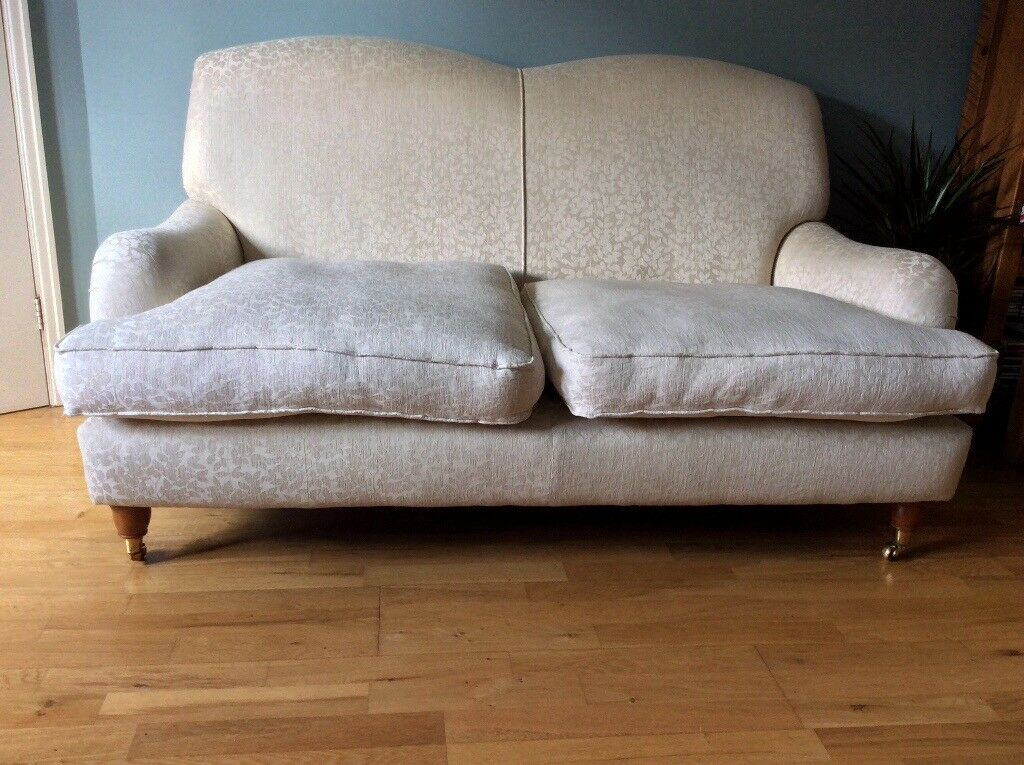 Laura Ashley Richmond 2 Seater Sofa Settee   In Pontefract Pertaining To Richmond Sofas (View 15 of 15)