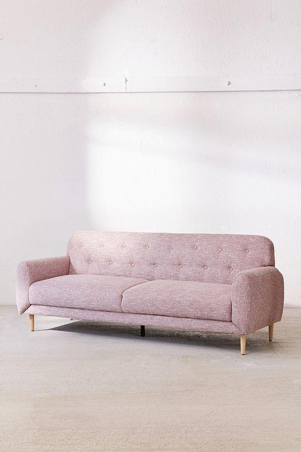 Laurel Sleeper Sofa   Mid Century Modern Sleeper Sofa Within Laurel Gray Sofas (View 8 of 15)