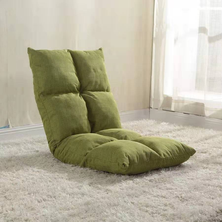 Lazy Sofa Chair Tatami Floor Cushions Bed Chair Folding Pertaining To Lazy Sofa Chairs (View 12 of 15)