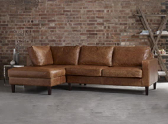 Leather Sofas: 2, 3 & 4 Seater – Handmade Settees & Couches With Cromwell Modular Sectional Sofas (View 9 of 15)