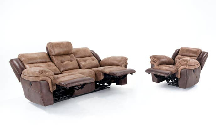 Living Room Sets | Bob'S Discount Furniture With Regard To Navigator Manual Reclining Sofas (View 6 of 13)
