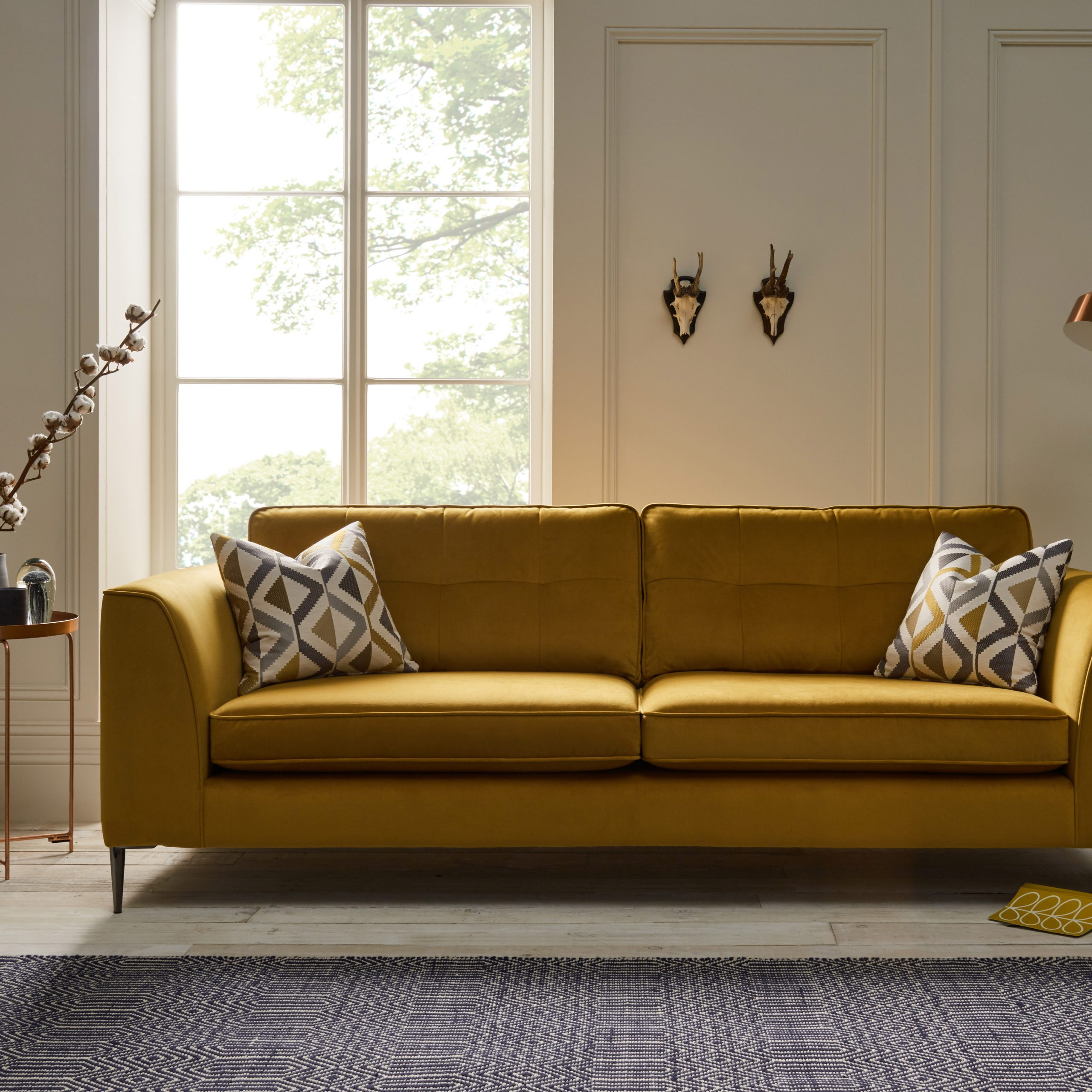 Lorenzo Large Sofa Chaise – Frank Mc Gowan With Wide Sofa Chairs (View 5 of 15)
