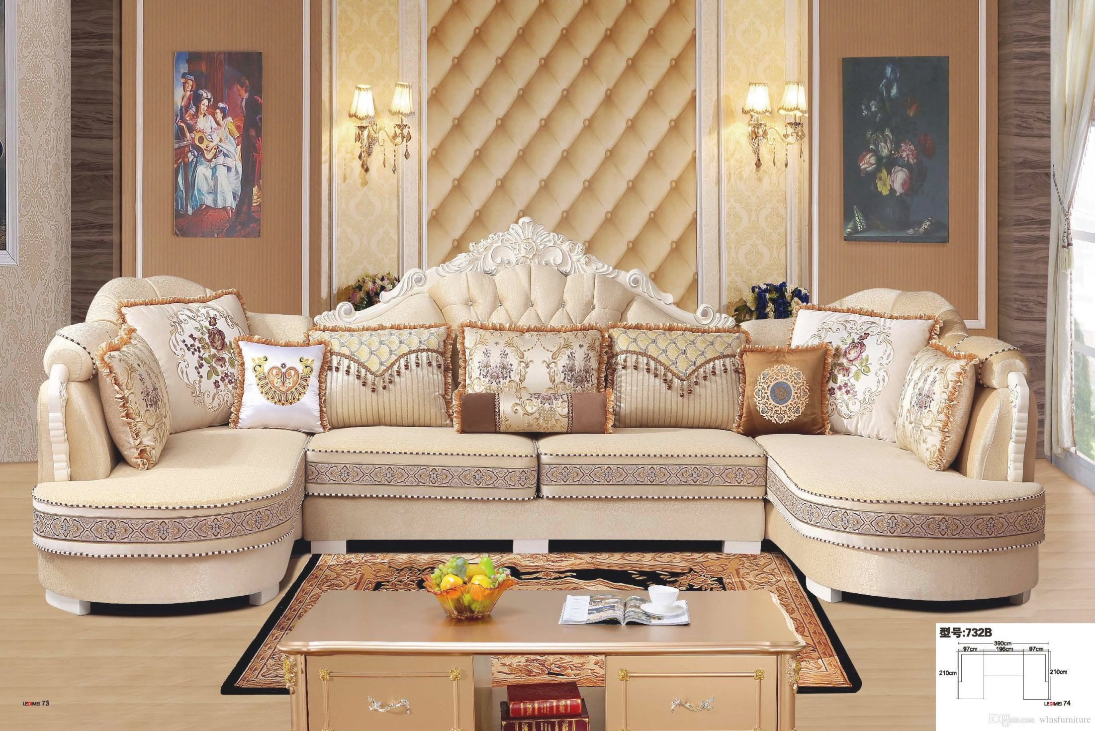 Luxury Furniture Stores Living Room Sets – Awesome Decors Pertaining To Living Room Sofa And Chair Sets (View 3 of 15)