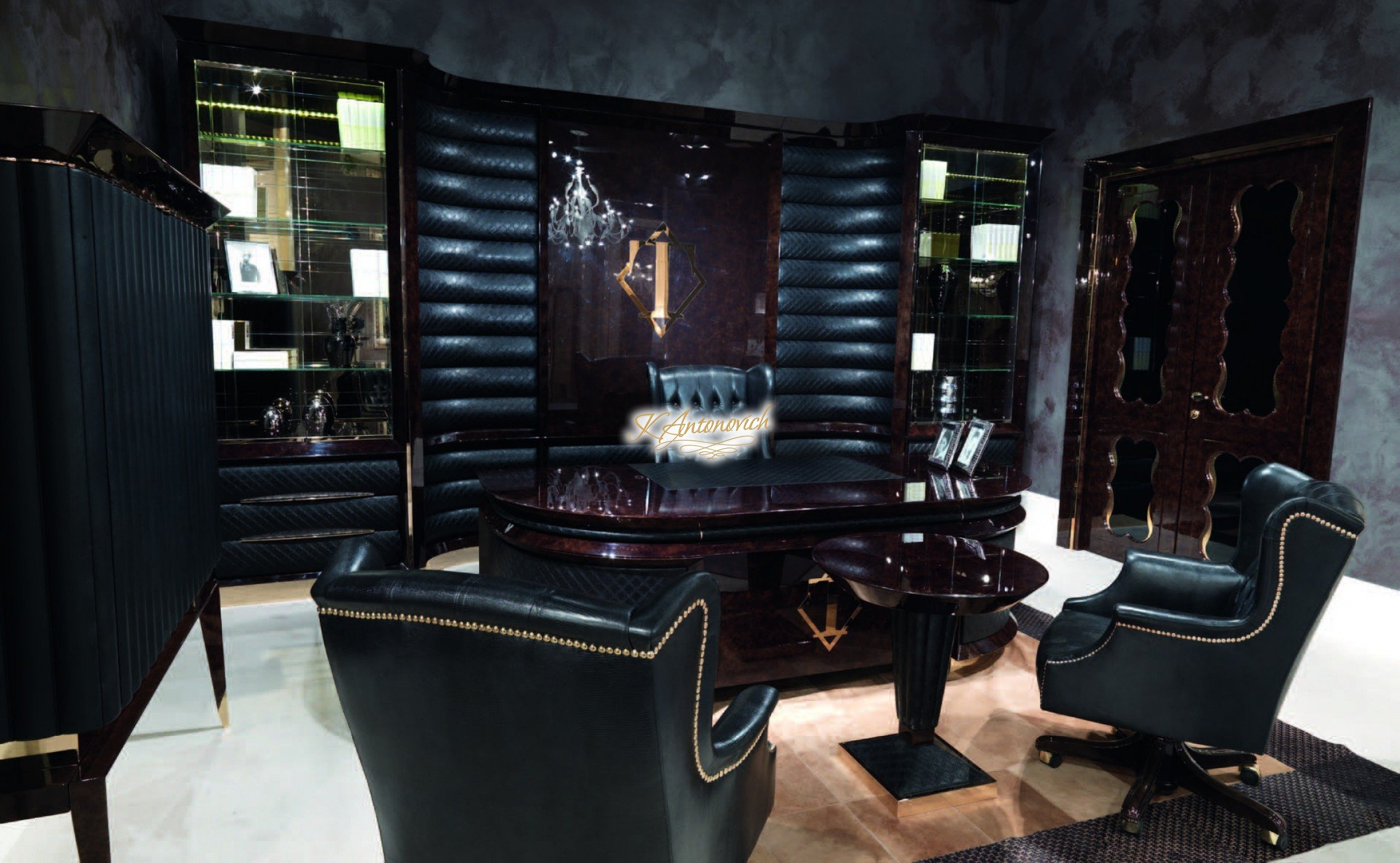 Luxury Office Furniture With Office Sofas And Chairs (View 15 of 15)