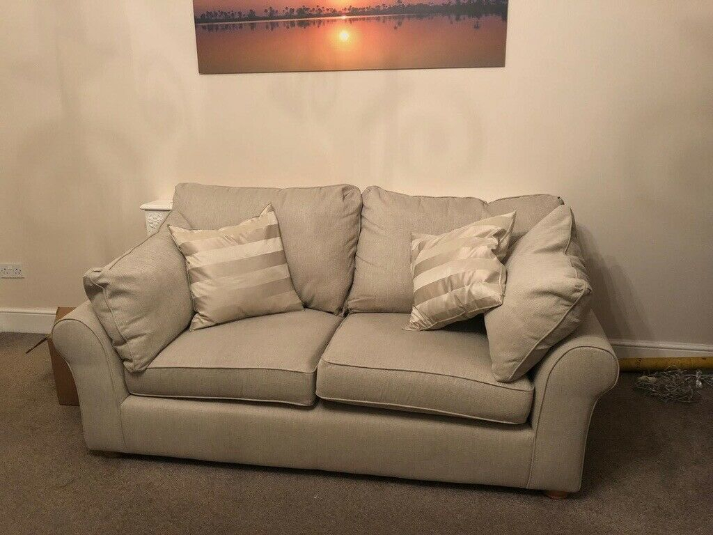 M & S Marks And Spencer Sofa Ramsden Great Condition Large Regarding Marks And Spencer Sofas And Chairs (View 7 of 15)