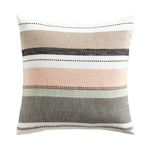 Magnolia Home Caitlin Multi Blush Pillow | Blush Pillows With Regard To Magnolia Sectional Sofas With Pillows (View 12 of 15)