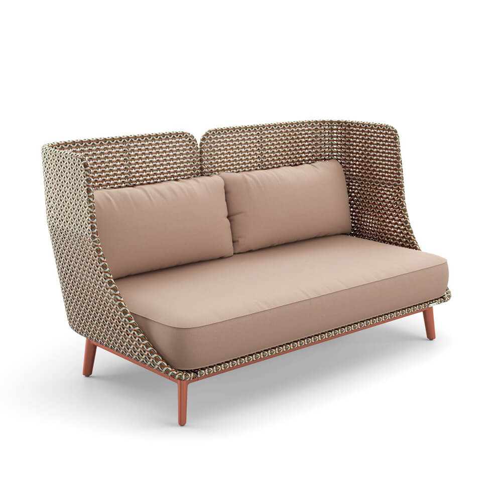 Mbarq High Back Outdoor Sofadedon | H&H Studio With Sofas With High Backs (View 3 of 15)