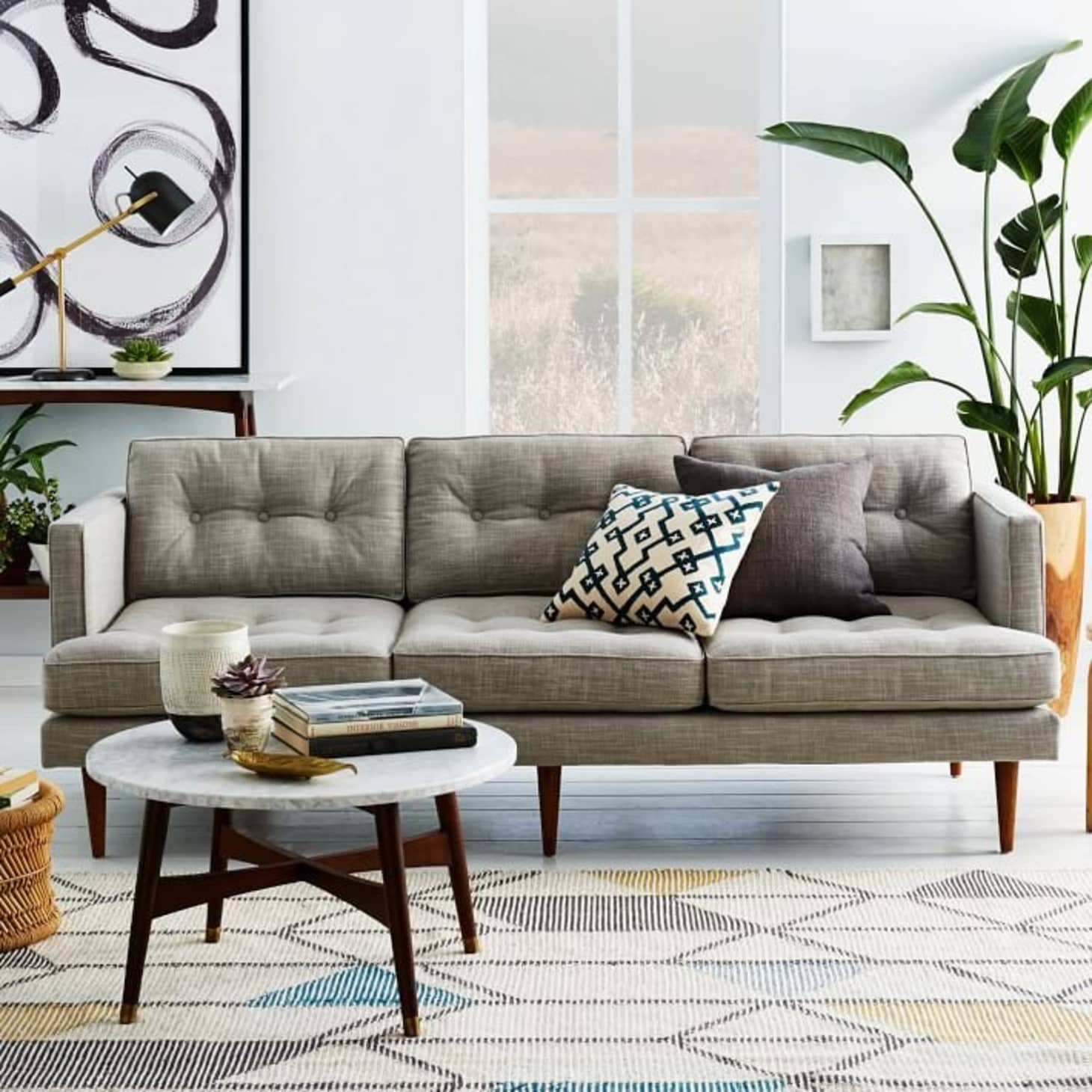 Mid Century Florence Knoll Style Sofas For Every Budget Within Florence Knoll Style Sofas (View 5 of 15)