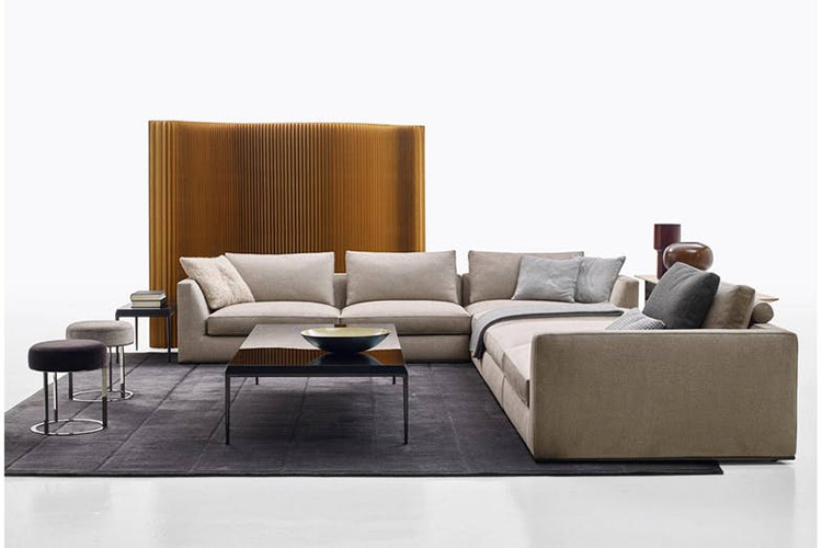 Modern Moroccan Floor C Shaped Sofas And Couches Modern In Throughout C Shaped Sofas (View 6 of 15)