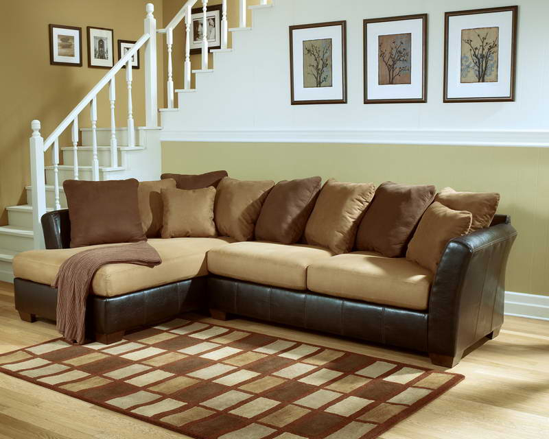 Most Comfortable Sectional Sofa For Fulfilling A Pleasant Throughout Comfortable Sofas And Chairs (View 10 of 15)