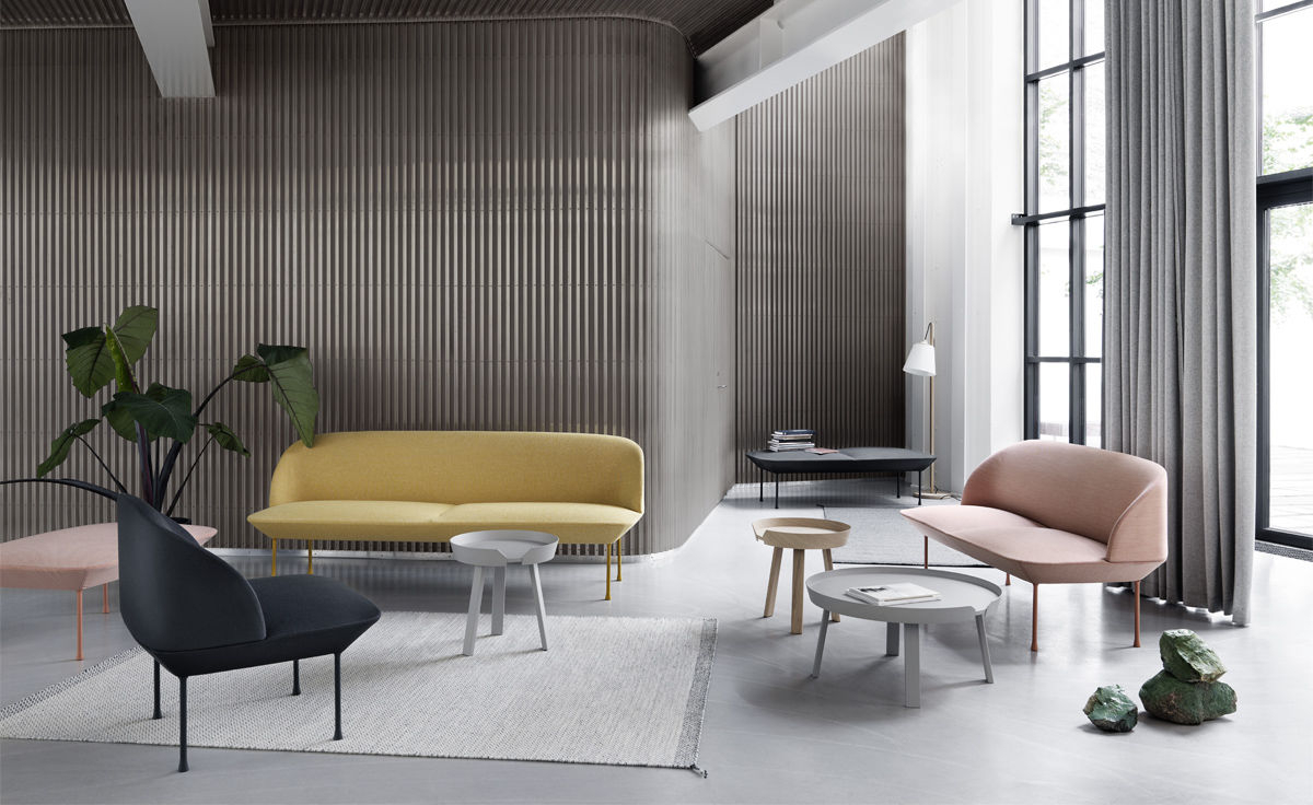 Muuto Oslo Lounge Chair – Hivemodern In Lounge Sofas And Chairs (View 7 of 15)